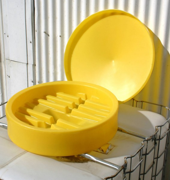 TSSDF200 IBC Funnel with lid